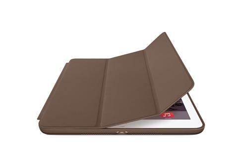 Чехол книжка-подставка Smart Case для iPad Pro 11 2018(Темно-коричневый)