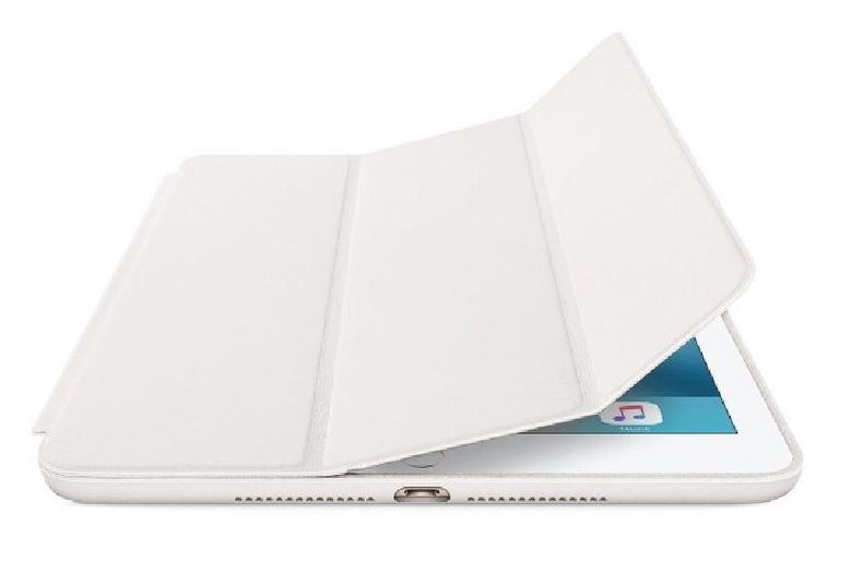 Чехол книжка-подставка Smart Case для iPad Mini 4 (Белый)