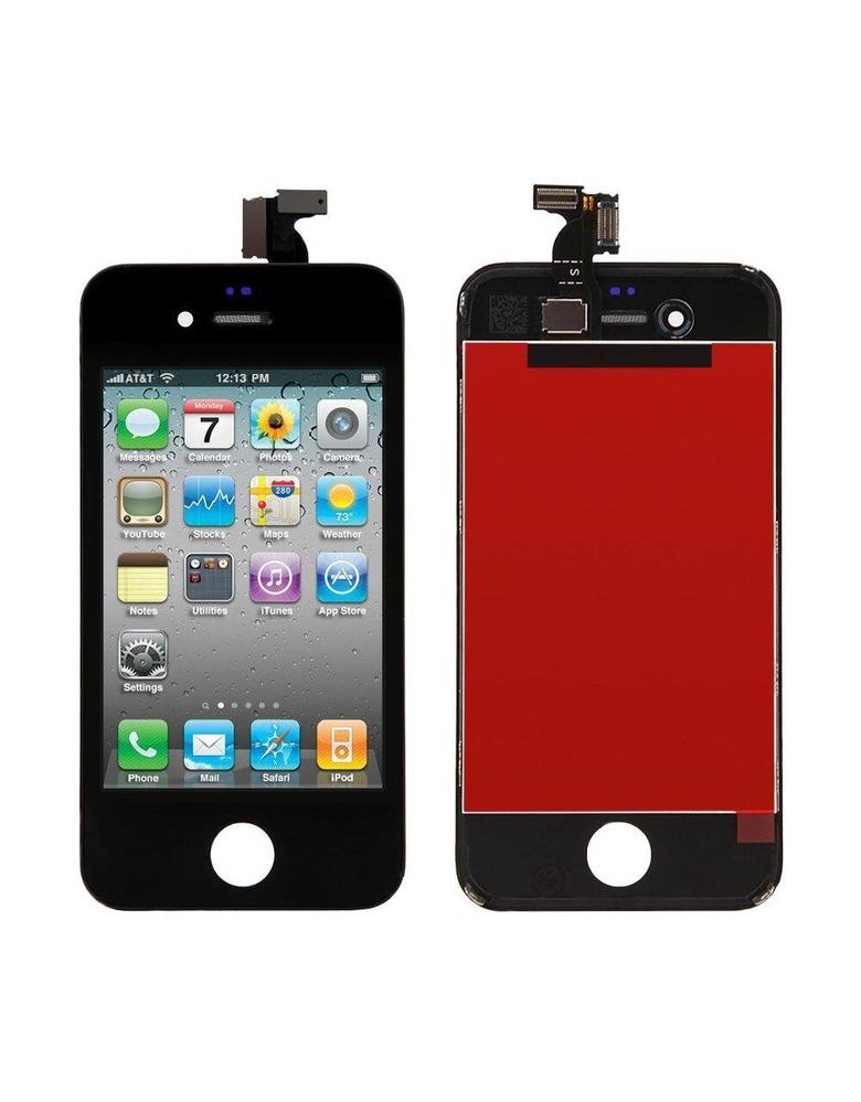 iPhone 4s Замена дисплея Аналог(Ааа)