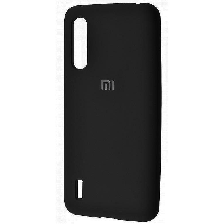 Чехол-бампер Xiaomi Silicone Cover для Xiaomi Redmi 7 Black