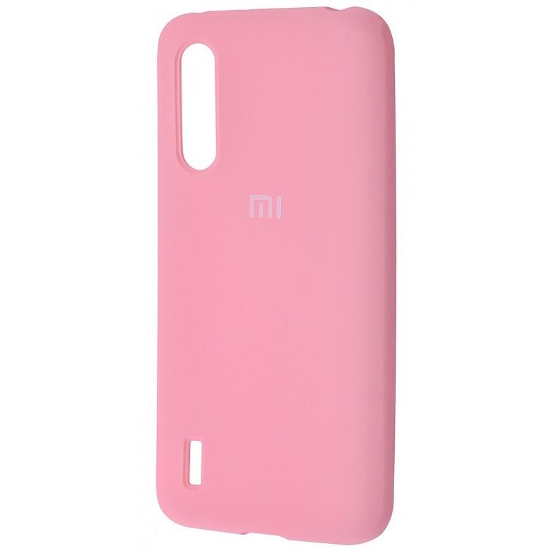 Чехол-бампер Xiaomi Silicone Cover для Xiaomi Redmi 7 Light Pink
