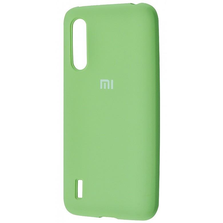 Чехол-бампер Xiaomi Silicone Cover для Xiaomi Redmi 7 Mint Gum