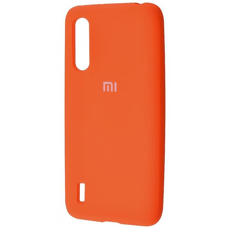 Чехол-бампер Xiaomi Silicone Cover для Xiaomi Redmi 7 Orange