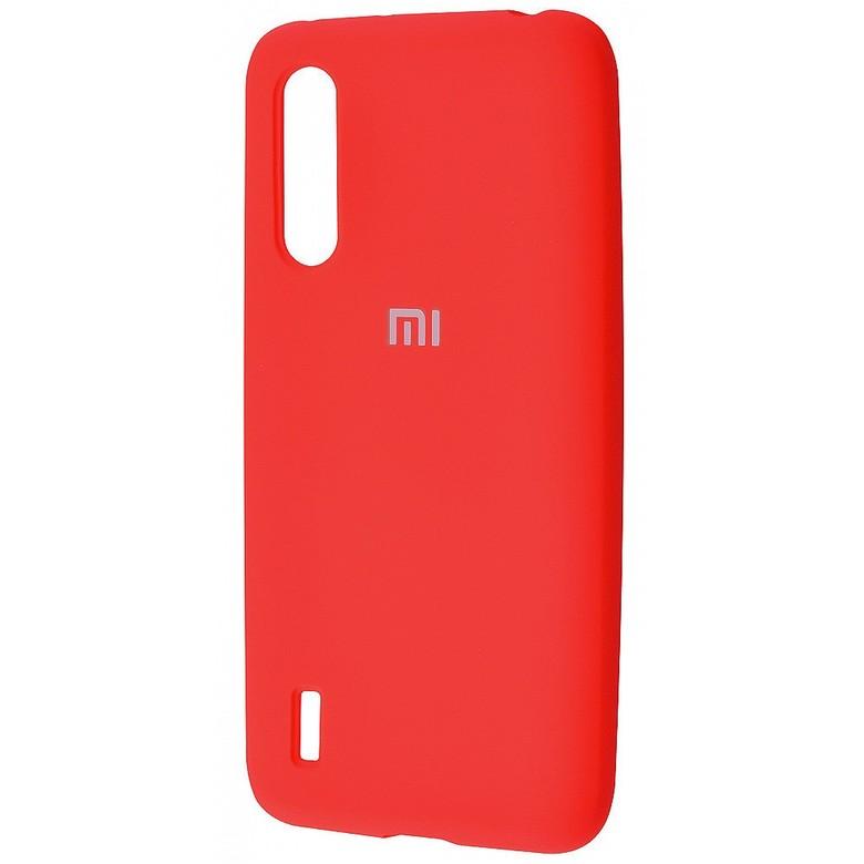 Чехол-бампер Xiaomi Silicone Cover для Xiaomi Redmi 7 Red