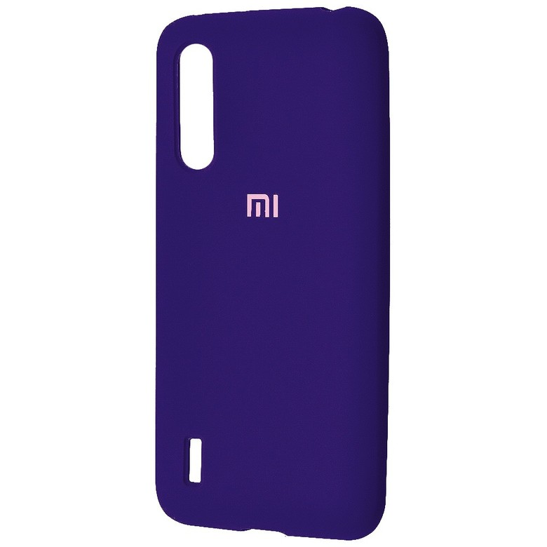 Чехол-бампер Xiaomi Silicone Cover для Xiaomi Redmi 7 Midnight Blue