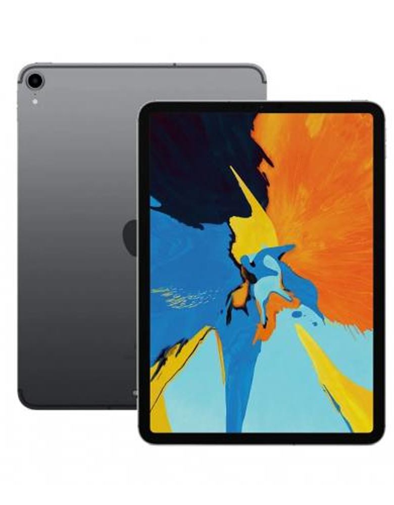 Планшет Apple iPad Pro 11 64Gb Wi-Fi Space Grey