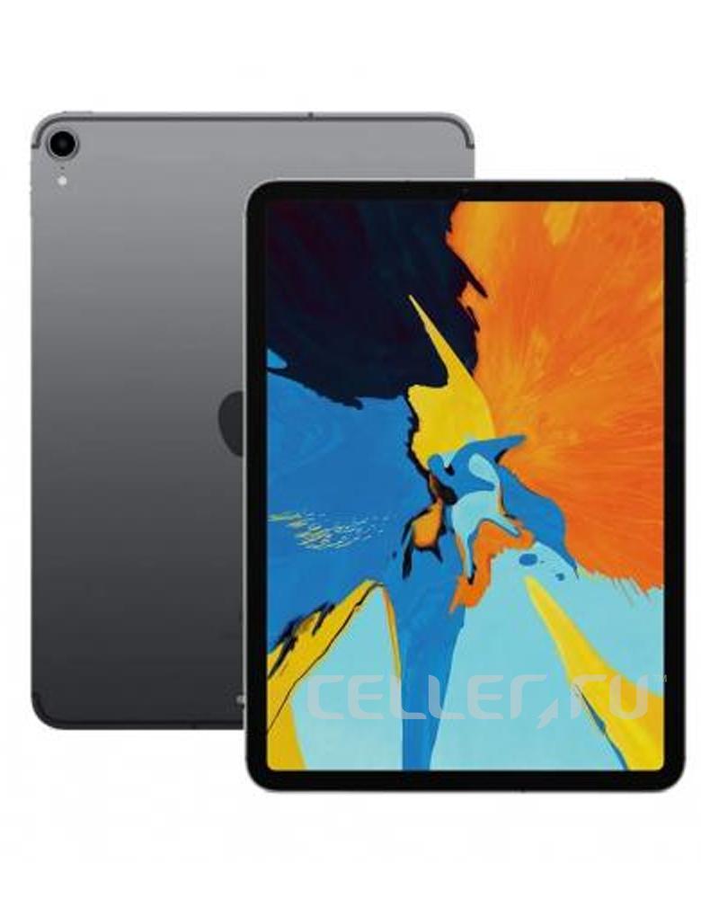 Планшет Apple iPad Pro 11 64Gb Wi-Fi Space Grey