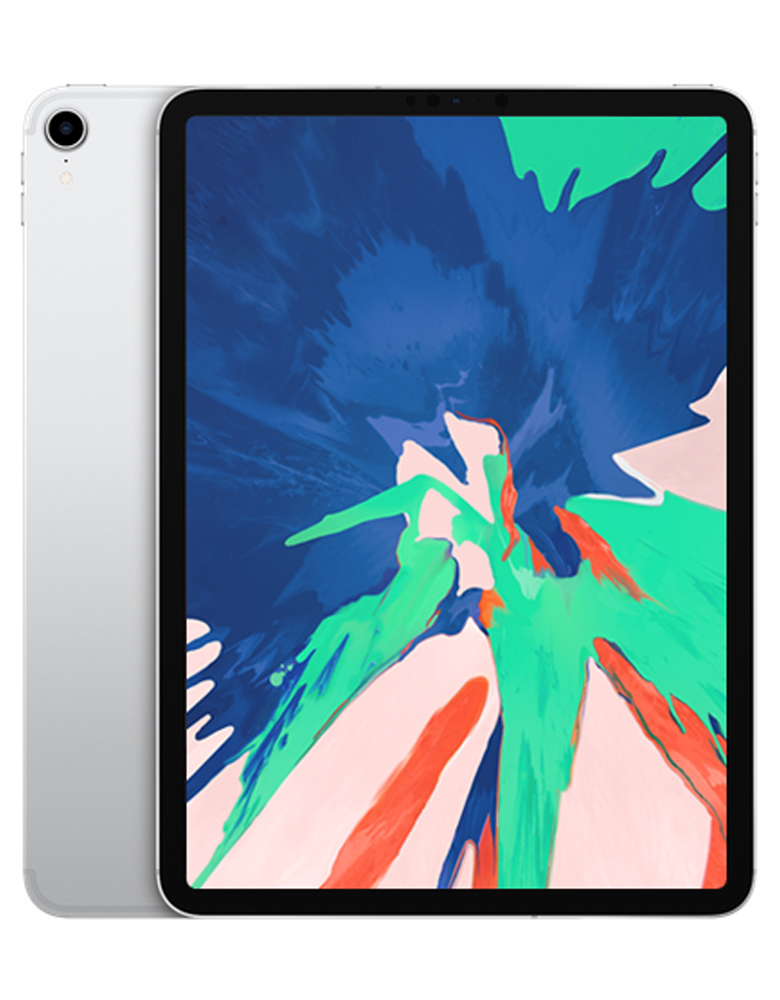Планшет Apple iPad Pro 11 64Gb Wi-Fi + Cellular Silver