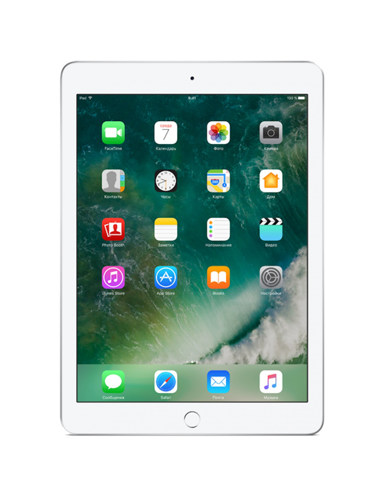 Apple iPad (2018) 32Gb Wi-Fi Silver