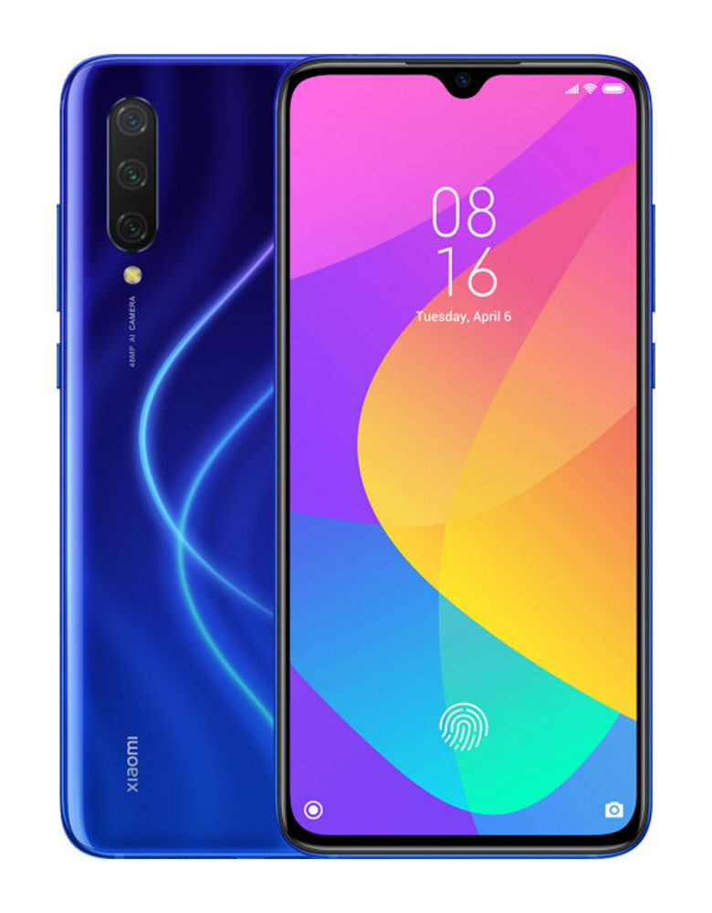 Смартфон Xiaomi Mi 9 Lite 6/64 Gb Blue