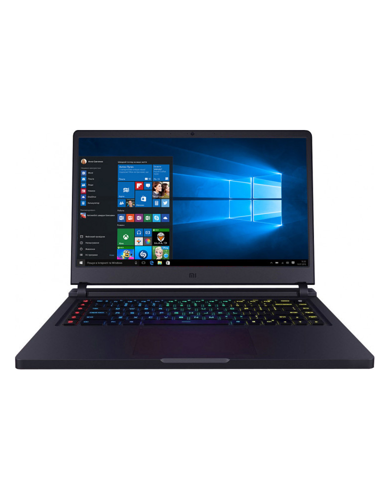 "Ноутбук Xiaomi Mi Notebook Gaming 15.6"" i7 16Gb/1Tb/RTX2060 2019 Черный"