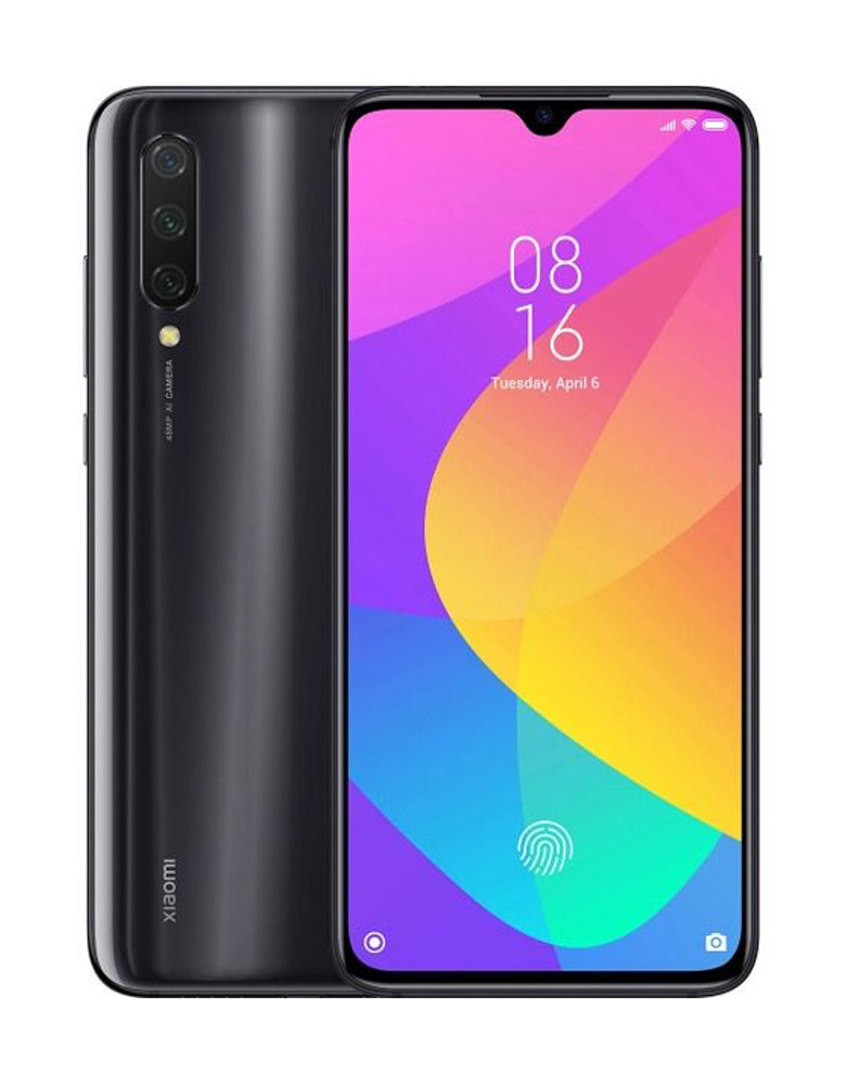 Смартфон Xiaomi Mi 9 Lite 6/128 Gb Black