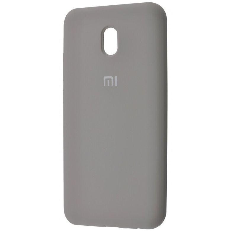 Чехол-бампер Xiaomi Silicone Cover для Xiaomi Redmi 7A Grey