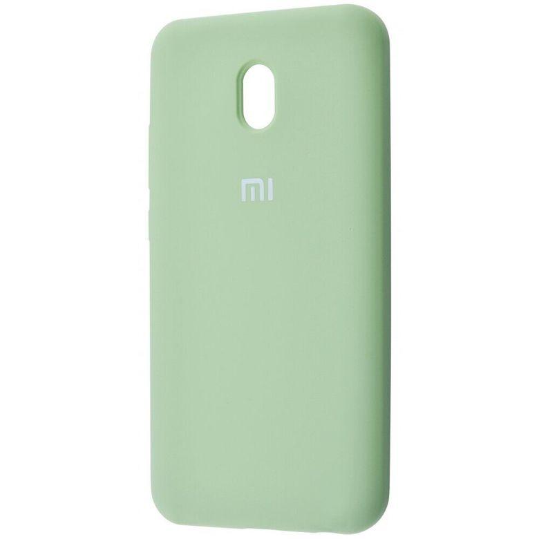 Чехол-бампер Xiaomi Silicone Cover для Xiaomi Redmi 7A Mint Gum