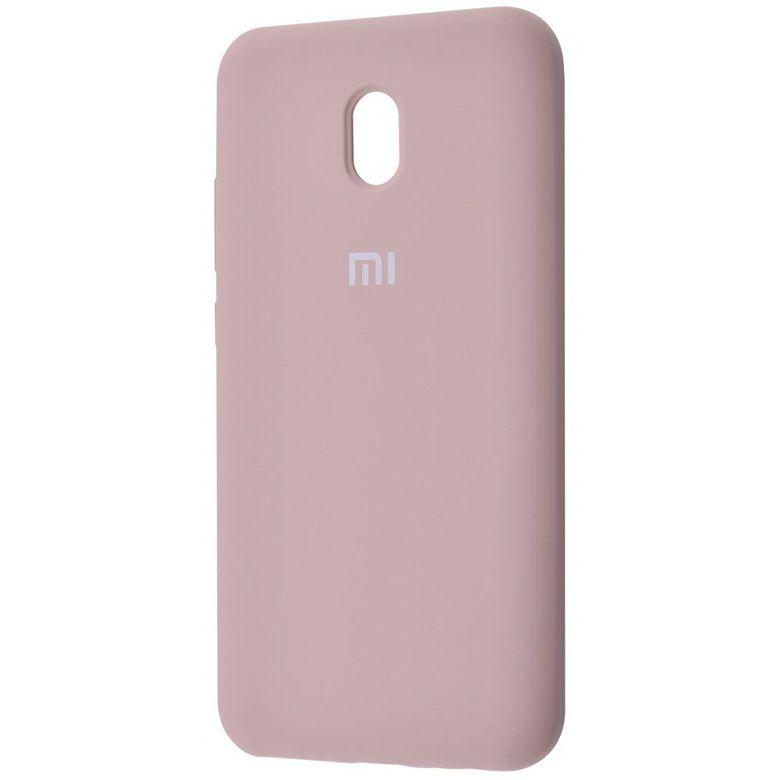 Чехол-бампер Xiaomi Silicone Cover для Xiaomi Redmi 7A Pink Sand