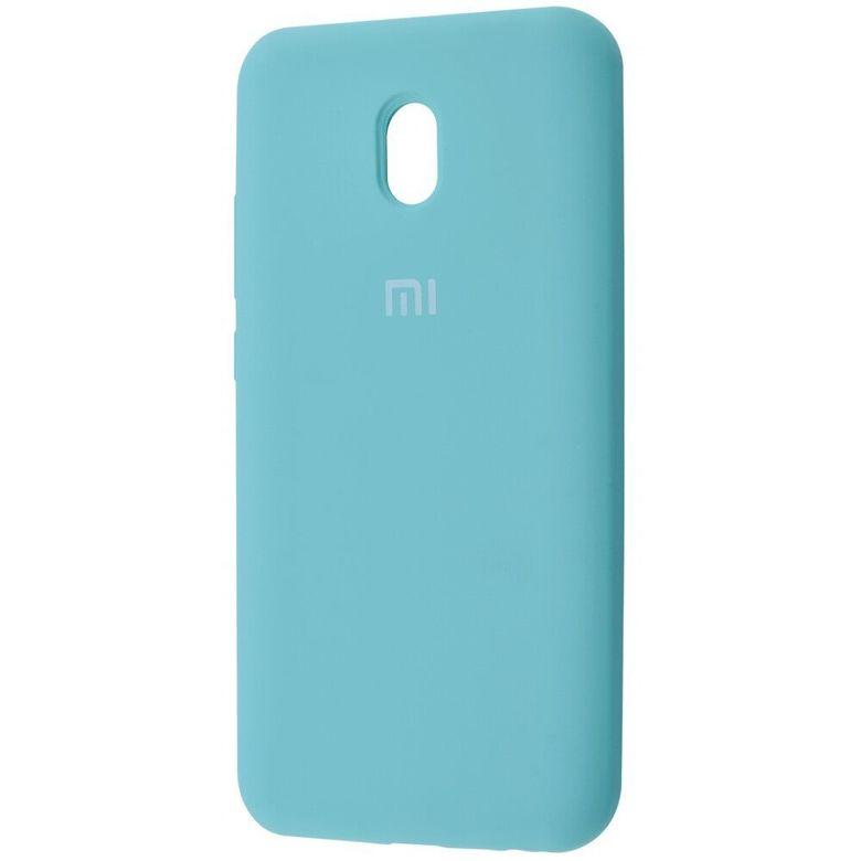 Чехол-бампер Xiaomi Silicone Cover для Xiaomi Redmi 7A Turquoise