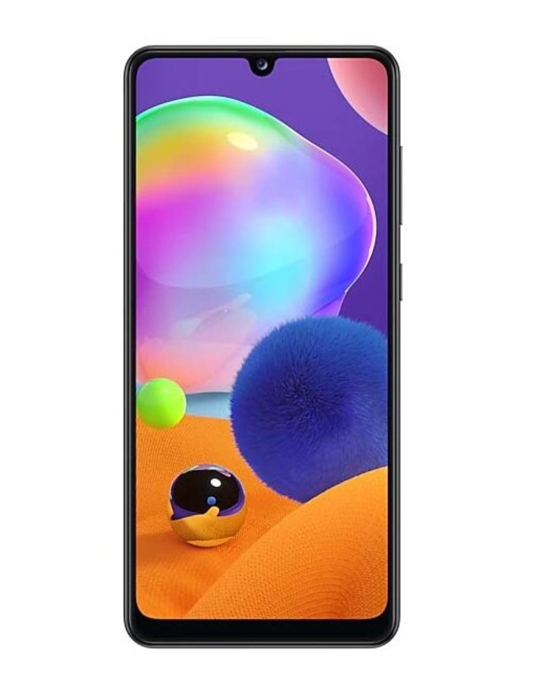 Смартфон Samsung Galaxy A31 64GB Черный