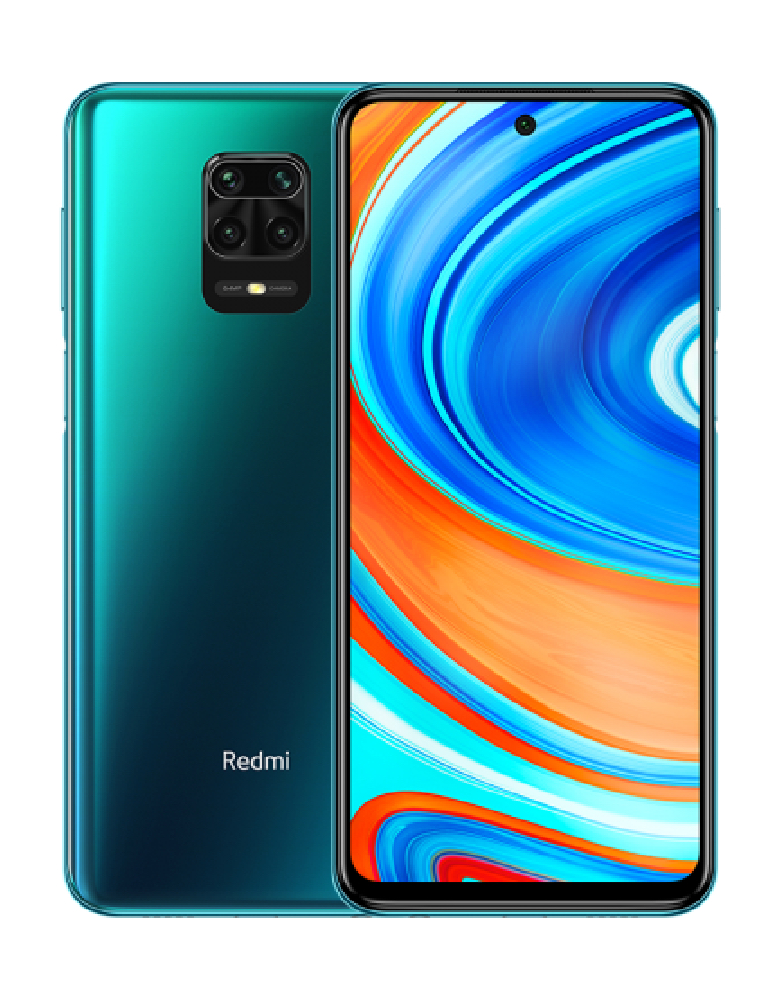Смартфон Xiaomi Redmi Note 9S 4/64GB Синий