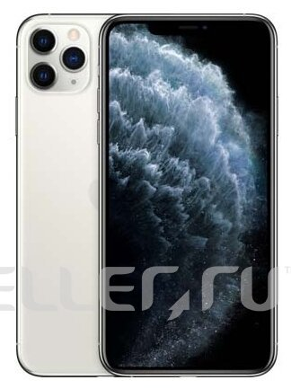 Смартфон Apple iPhone 11 Pro Max 64Gb Серебристый