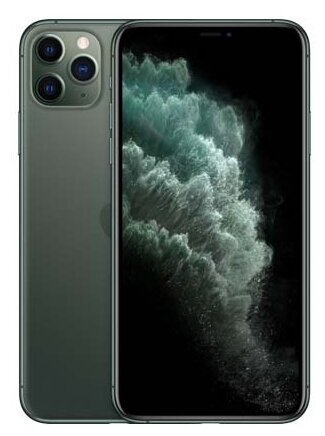 Смартфон Apple iPhone 11 Pro Max 64Gb Тёмно-зелёный