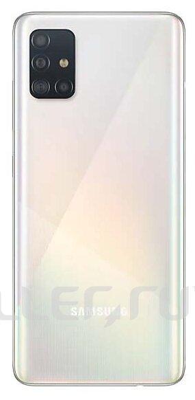 Смартфон Samsung Galaxy A51 64GB Белый