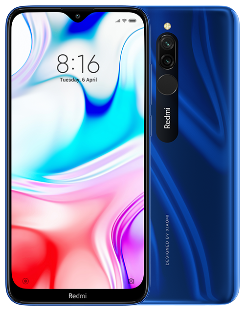 Xiaomi Redmi 8 3/32GB Blue