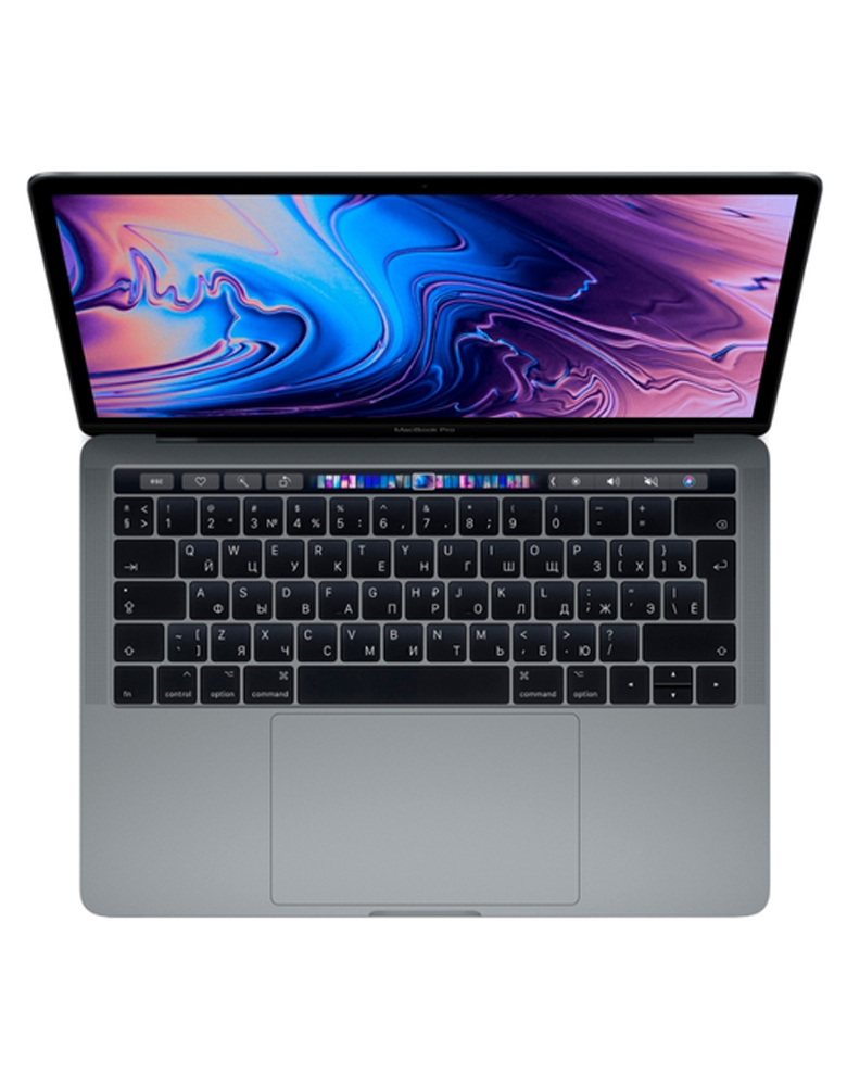 "Apple MacBook Pro 13"" QC i5 1,4 ГГц, 8 ГБ, 128 ГБ SSD, Iris 645, Серый космос"