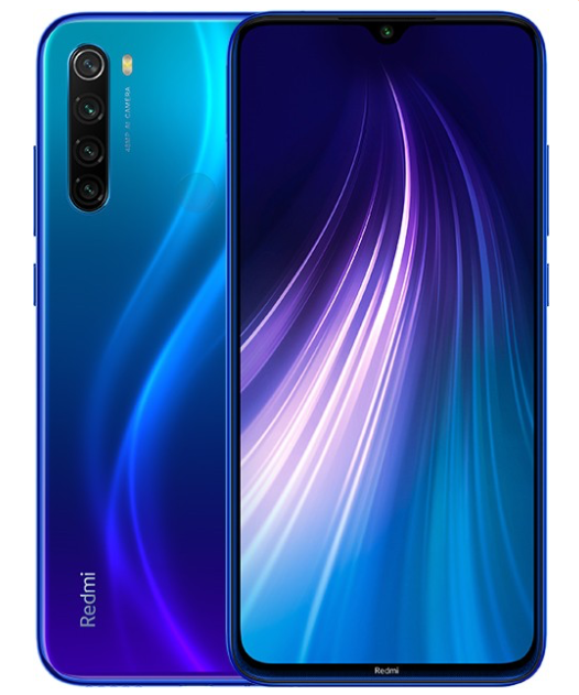 Xiaomi Redmi Note 8 4/128GB Blue