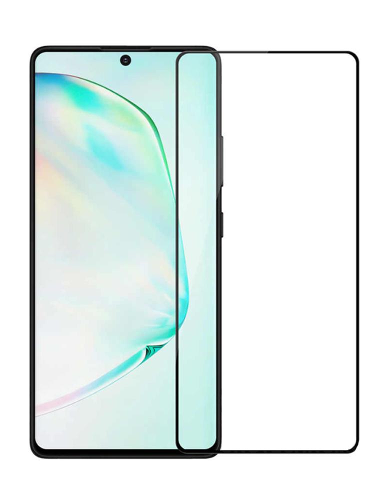 Защитное стекло для Samsung Galaxy A51 с полным покрытием