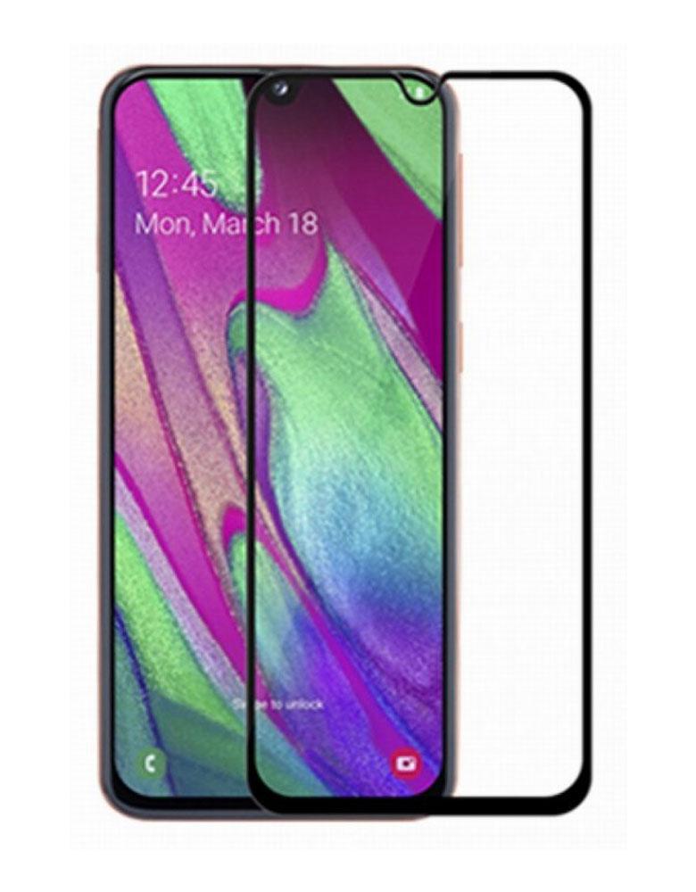 Защитное стекло для Samsung Galaxy A40 с полным покрытием