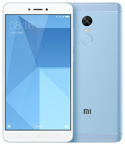 Xiaomi Note 4X 32gb Blue (Голубой)