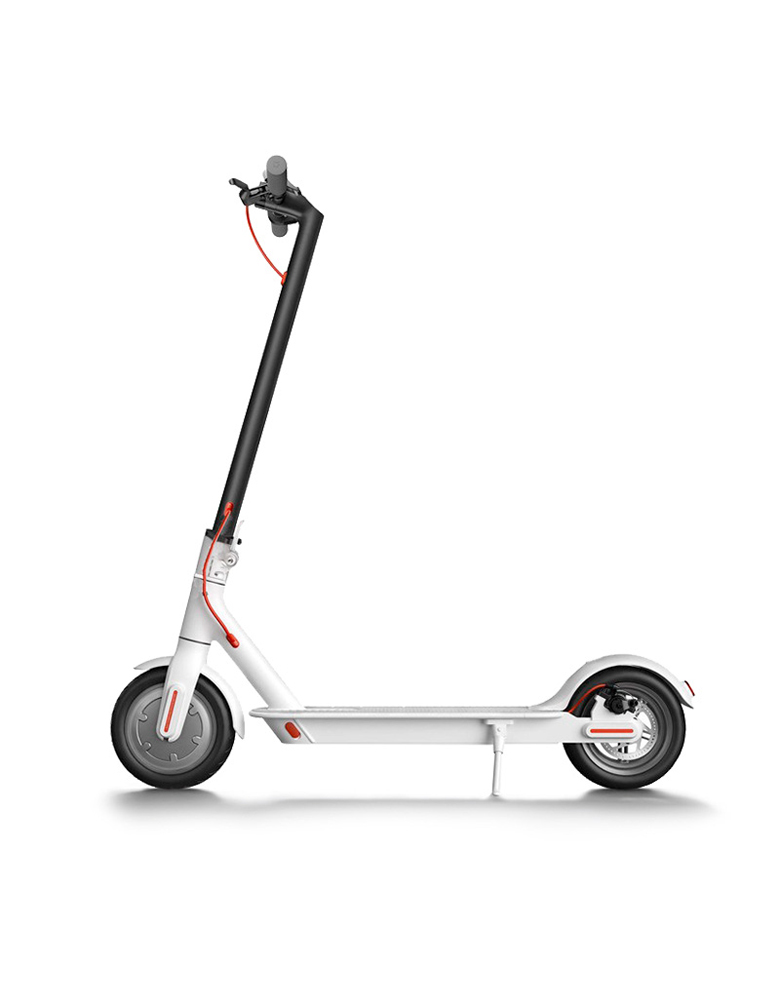Электросамокат Xiaomi MiJia Electric Scooter Аналог (белый)